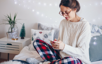 How to Use Your Smartphone to Help Reduce Stress During the Holidays