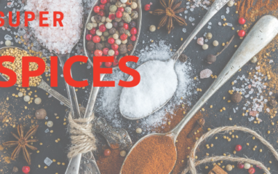 Anti-Inflammatory Diet – Super Spices!